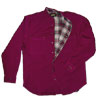 RedHead Flannel-Lined Canvas Shirt